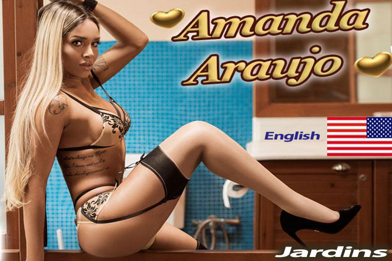 Amanda Araujo - acompanhante travesti são paulo