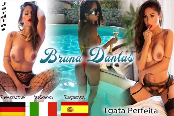 Bruna Dantas - acompanhante travesti são paulo