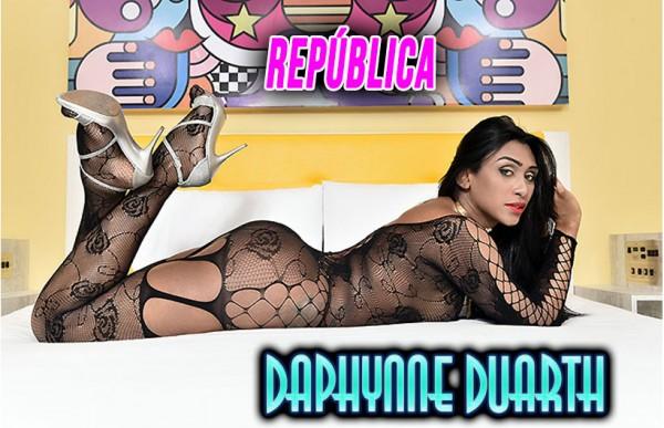Daphyne Duarte - Acompanhante Travesti São Paulo