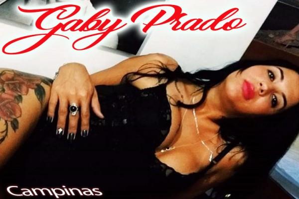 Gaby Prado - Acompanhante Travesti São Paulo - Campinas