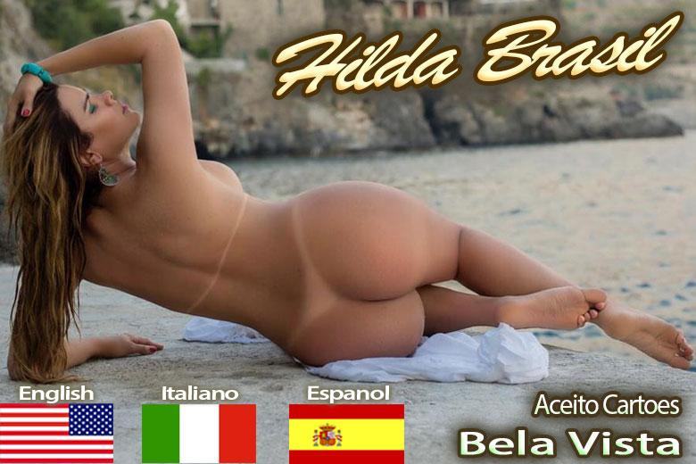 Hilda Brasil - Acompanhante Travesti São Paulo