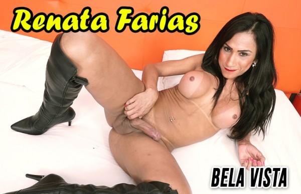 Renata Farias - Acompanhante Travesti São Paulo