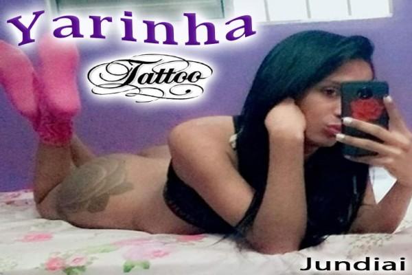 Yarinha - Acompanhante travesti são paulo