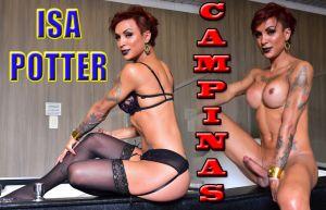 Isa Potter - TRANSEX SP Campinas