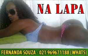 Fernanda Souza - Acompanhante Travesti Rio de Janeiro LAPA