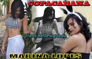 Marina Lopes - Acompanhante Travesti Rio de Janeiro Angra e Litoral