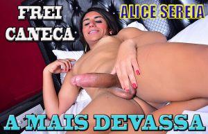Alice Sereia - TRANSEX SP Bela Vista