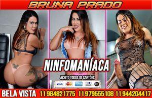 Bruna Prado - Acompanhante Travesti Sao Paulo Bela Vista