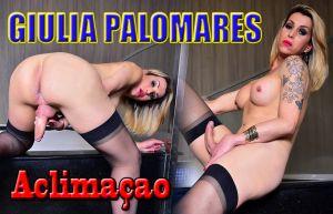 Giulia Palomares - TRANSEX SP Aclima��o