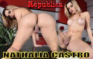 Nathalia Castro - TRANSEX SP Republica