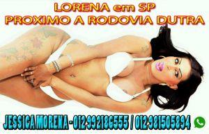 Jessica Morena - Acompanhante Travesti Lorena Sao Paulo