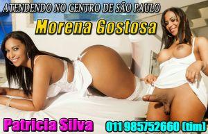 Patricia Silva - TRANSEX SP CENTRO