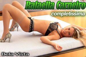 Rafaela Carneiro - TRANSEX SP Bela Vista